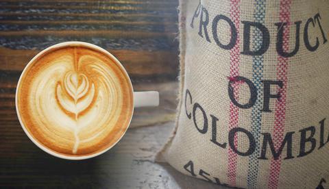 Unser Kaffee aus Columbien